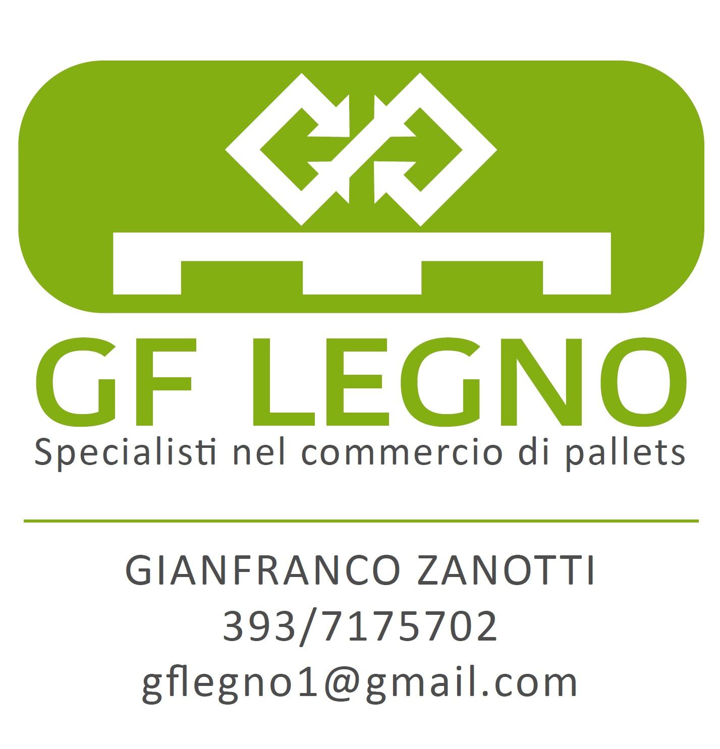 logo gf legno
